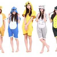 UUstar® Summer Unisex Japanese Animal Cosplay Costume Anime Onesuit Romper
