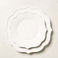 Anthropologie - Lotus Dinner Plate