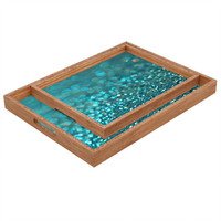 DENY Designs Home Accessories | Lisa Argyropoulos Aquios Rectangular Tray