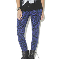 Ikat Legging | Shop Sale at Wet Seal