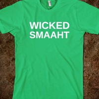 BOSTON WICKED SMART SHIRT