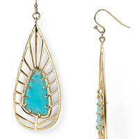 Kendra Scott Lyra Earrings | Bloomingdale's
