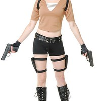Tomb Fighter Costume | Oya Costumes