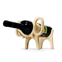 Elephant Wine Rack