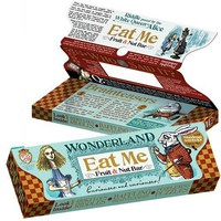 Eat Me Bar - Alice in Wonderland Fruit  Nut Bar