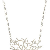 Twisting Tree Necklace | Mod Retro Vintage Necklaces | ModCloth.com