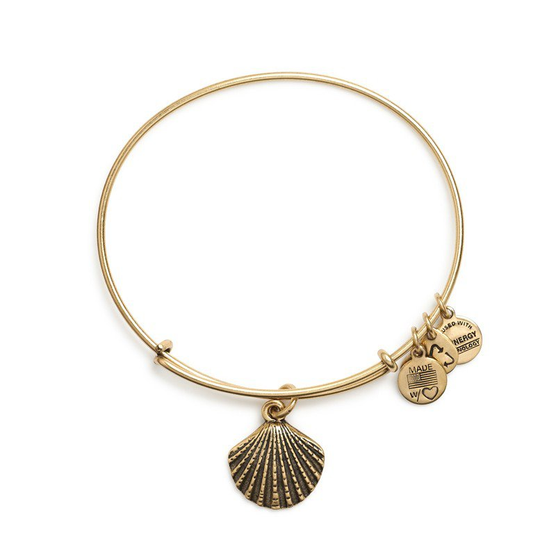 Seashell Charm Bracelet: Alex And Ani From Alex And Ani