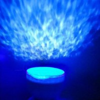 Amazon.com: Ocean Wave Light Projector Speaker: Home & Kitchen