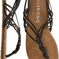 BILLABONG WOVEN IN TIME SANDAL  Womens  Footwear  View All Footwear | Swell.com