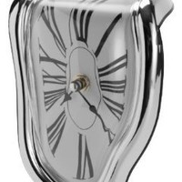Amazon.com: Can You Imagine 2320 Melting Clock: Home & Kitchen