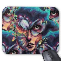 Searching Deep Blue Mouse Pads