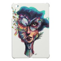 Searching Deep Blue iPad Mini Covers