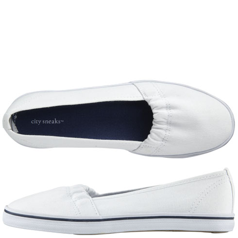 womens city sneaks canvas scrunch from payless shoes