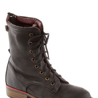 Optimal Conclusion Boot | Mod Retro Vintage Boots | ModCloth.com