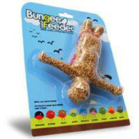 Bungee Bird Feeder :: Unique Gifts from GettingPersonal.co.uk