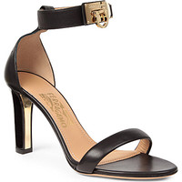 FERRAGAMO Roxenne leather sandals | selfridges.com