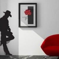 Cowboy 2 - Wall Decals | My Wall Decal Shop | Decorating Ideas &amp; Wall Stickers