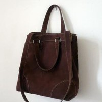 The Accra Bag by stonetreeleather on Etsy
