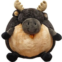 Squishable Moose: An Adorable Fuzzy Plush to Snurfle and Squeeze!