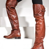 dolce vita - women's donnie boot (brown) | Dolce Vita | 80's Purple