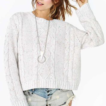 Candy Bits Sweater