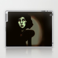 Wise in Witchcraft Laptop & iPad Skin by Ben Geiger