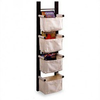 Winsome Linea Magazine Rack - 92444 - Magazine Racks - Decor