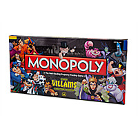 Disney Villains Collector's Edition Monopoly® Game | Disney Store
