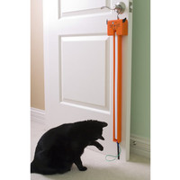 The Feline's String Fling - Hammacher Schlemmer