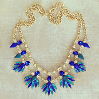 Pree Brulee - Azul Necklace