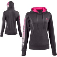 Under Armour Women's Power In Pink She's A Fighter Hoodie - Dick's Sporting Goods