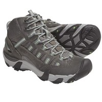 Keen Alamosa Mid Hiking Boots - Leather (For Women) - Save 27%