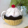 Cupcake Tea Cosy / Cozy by Melsey on Etsy