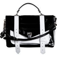Proenza Schouler PS1 Medium Patent Leather at Barneys.com