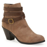 Chinese Laundry® Belted Upper Boot - Aeropostale