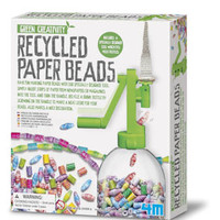Recycled Paper Beads Kit - The Afternoon