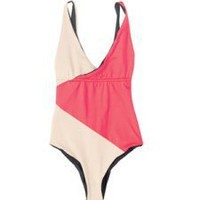 Basta Surf Nosara Color Block One Piece | Piperlime