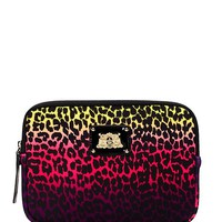 Ombre Leopard Ipad Mini Zip Around Case