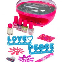 Glitter Nail Dryer & Polish Set | Girls Beauty Beauty, Room & Tech | Shop Justice