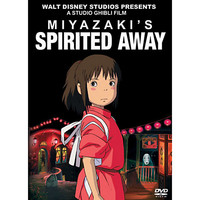Disney Spirited Away DVD | Disney Store