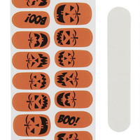 Pumpkin Nail Stickers