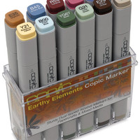 22110-3012 - Copic Original Marker Sets - BLICK art materials