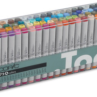 22110-1001 - Copic Original Marker Sets - BLICK art materials