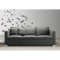 Amazon.com: Vinyl Wall Art Decal Sticker Flying Birds: Everything Else