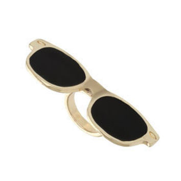 Large Sunglasses Ring - Rings - Jewelry - Accessories - Topshop USA