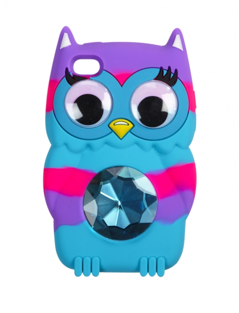 Justice Toys For Girls : Owl gem tech case girls toys from justice electronics📱