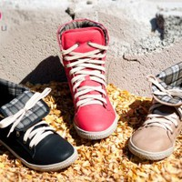 DeBlossom Cassey-5 Lace Up Sneakers - Shoes 4 U Las Vegas