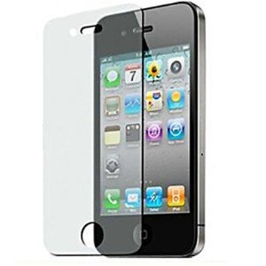 (3 Packs) iPhone 4 Anti-Glare, Anti-Scratch, Anti-Fingerprint - Matte Finishing Screen Protector