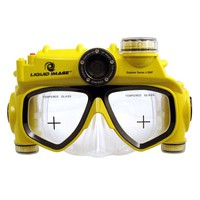 Liquid Image XSC Explorer Series 8.0MP - Underwater Camera Mask  - Mid Size