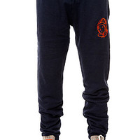 Billionaire Boys Club Pants Classic Helmet Sweatpants in Blue